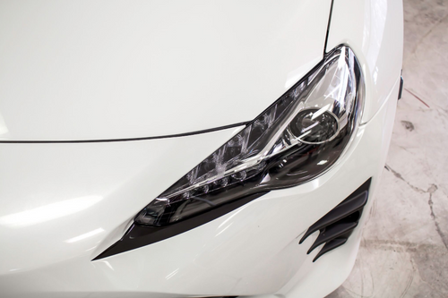 Gloss Black Lower Lid Accent (2017+ GT86)