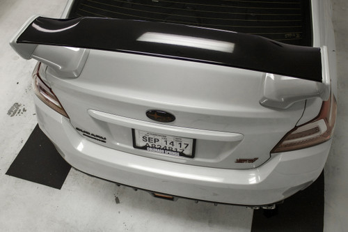 STI Wing Deck (2011-2014 WRX / STI SEDAN)