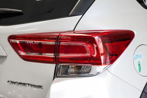 Tail Light Overlay with Custom Cut Out - Red Tint | 2018-2020 Subaru Crosstrek XV
