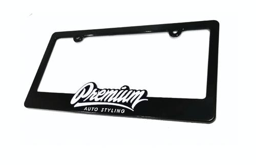 Premium License Plate Frame