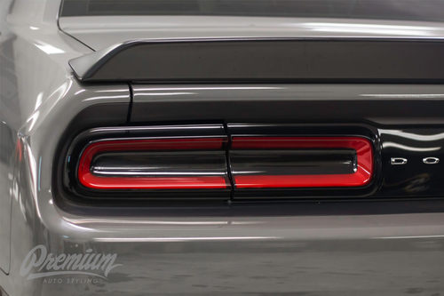 Tail Light Insert Tint Overlays - Smoke Tint |2015-2019 Challenger