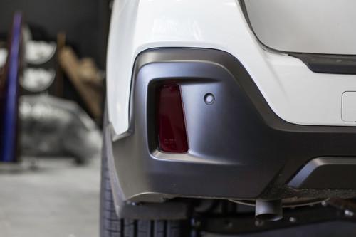 Rear Reflector Smoke Tint Overlays   2015 - 2018  Subaru Outback