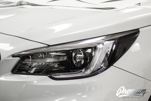 Headlight Amber Delete Overlays | 2015 - 2018 Subaru OUTBACK
