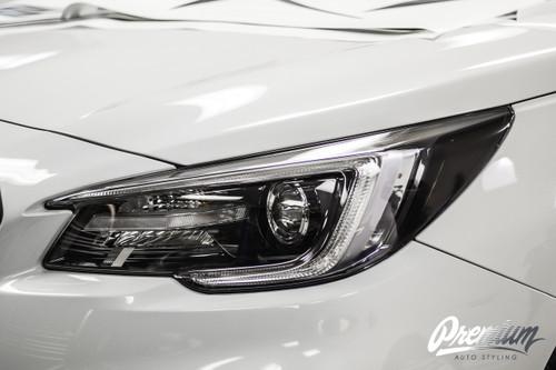 Headlight Amber Delete Overlays | 2015 - 2018 Subaru OUTBACK