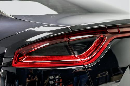 Tail Light Inset Overlays - Smoke Tint | 2018-2020  Kia Stinger