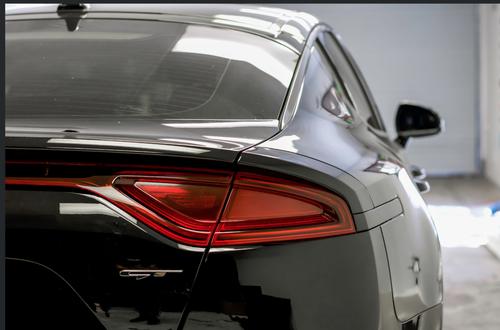 Tail Light Inset Overlays - Red Tint | 2018  Kia Stinger