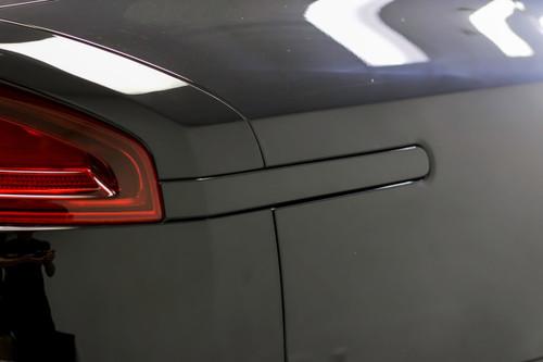 Tail Light Side Reflector Smoke Tint/Gloss Black | 2018+ Kia Stinger
