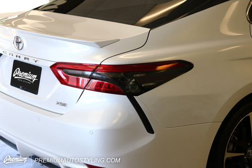 Smoked Tail Light Inset Overlays (2018+  Toyota Camry)