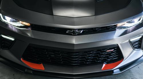 Lower Bumper Accent - Select Color (2016-2018 Camaro)