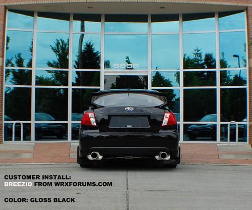 Gloss Black Vinyl