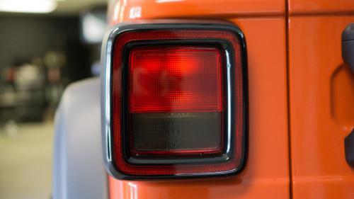 Tail Light Inset Overlays | 2018 Jeep JL
