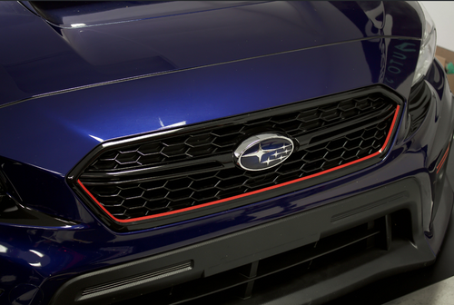 Grille Pinstripe ( Choose Your Color ) | 2018-2020 Subaru WRX / STI