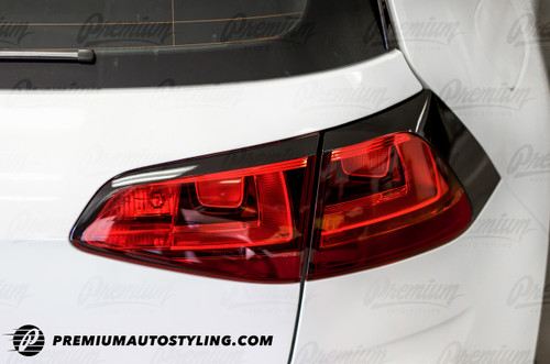 Red Reverse Light Insert (2016-2018 GTI)