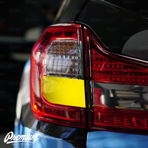 Reverse Light Insert V1 Overlay - Smoke Tint | 2019-2021 Subaru Ascent