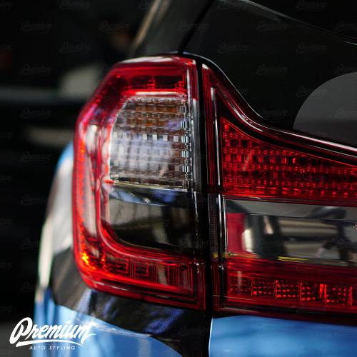 Reverse Light Insert V1 Overlay - Smoke Tint | 2019 Subaru Ascent