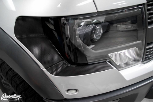The Disruptor - Front Bumper Accent Inlay | 2010-2014 Ford Raptor