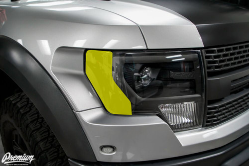 Headlight Amber Delete v2 | Ford Raptor