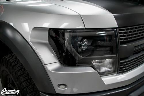 Headlight Amber Delete v2 | Ford Raptor