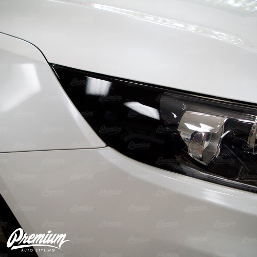 Headlight Amber Delete V2 - Gloss Black | Kia Optima 2010-2015