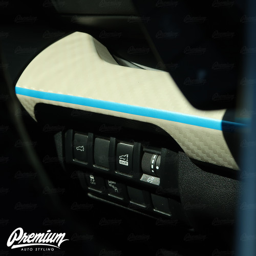 Dash Pinstripe Kit (Multiple Colors Available) | 2019-2020 Subaru Ascent