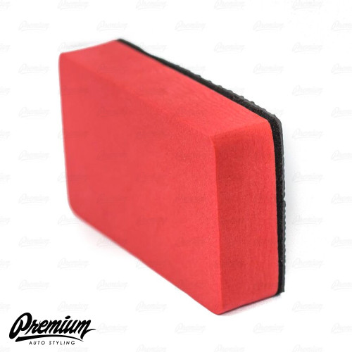Red Synthetic Clay Bar