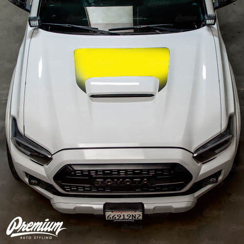 Hood Stamp - Multiple Colors Available | Toyota TRD Tacoma  & TRD 4Runner  (2015-2019)