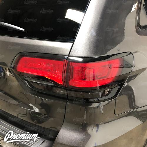 Tail Light Accent Vinyl Trim - Gloss Black | 2018 Jeep Grand Cherokee