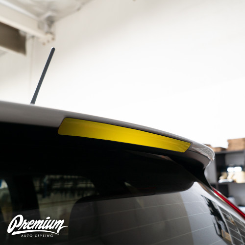 3rd Brake Light Overlay - Smoke Tint | 2015-2019 Honda Fit Sport