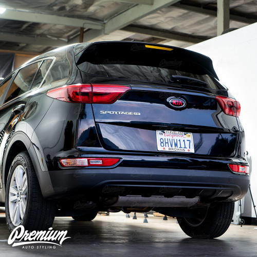 Third Brake Light Overlay - Smoke Tint | 2017-2019 Kia Sportage