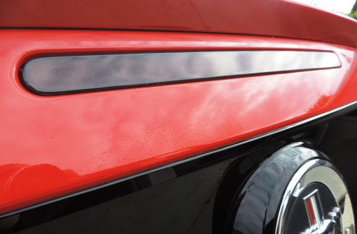 Mustang Smoked Third Brake Light Tint (2013-2014 All)