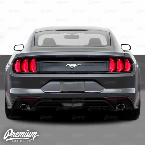 Smoked Third Brake Light Overlay - Smoke Tint | 2018-2019 Ford Mustang  GT