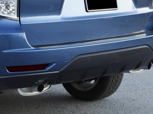 Rear Bumper Reflector Smoked Tint Overlays | 2008 - 2013 Subaru Forester