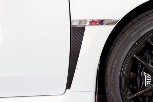 Carbon Fiber Fender Vent Overlay