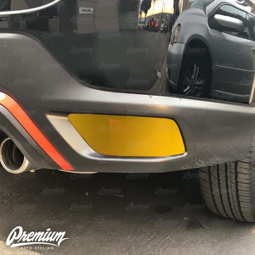 Rear Bumper Reflector Overlay - Smoke Tint | 2019-2020 Subaru Forester Sport