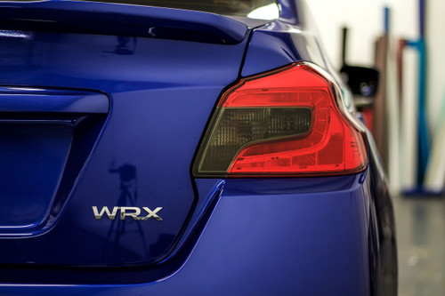 Smoked Tail Light Inset Overlay | 2015-2020 Subaru WRX / STI