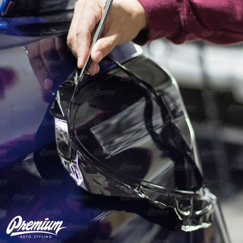 Tail Light Deck Smoke Tint Overlay | 2015-2020 Subaru WRX/STI
