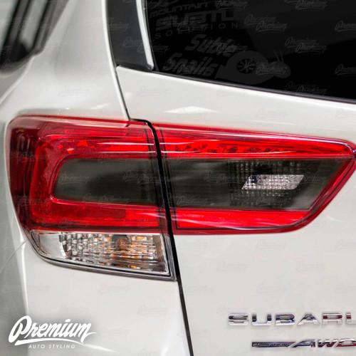 Smoked Tail Light w/ Reverse Cut Out | 2018-2021 Subaru Crosstrek XV