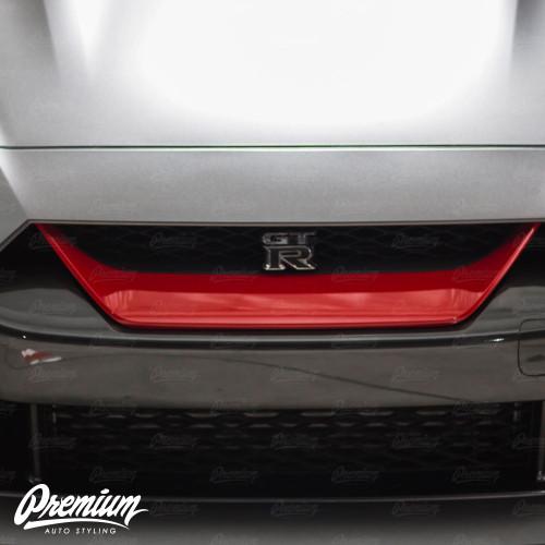 GTR Grille Accent Overlay | 2018-2021 Nissan GTR