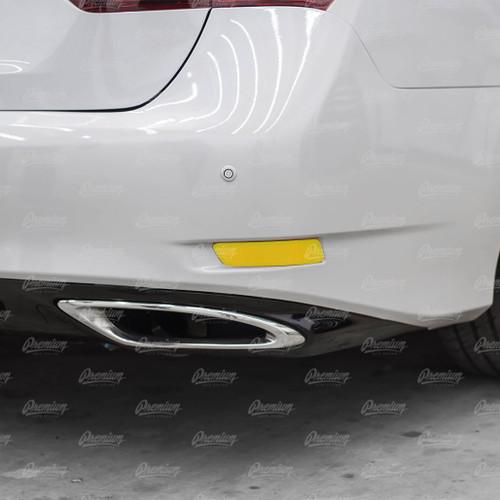 Rear Bumper Reflectors - Smoke Tint | 2013-2015 Lexus GS350/GS450h