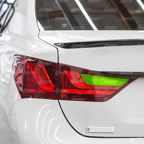 Reverse Light Tint Overlay - Smoke Tint | 2013-2015 Lexus GS350/GS450h