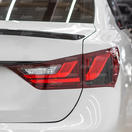 Turn Signal Tint Overlay - Smoke Tint | 2013-2015 Lexus GS350/GS450h
