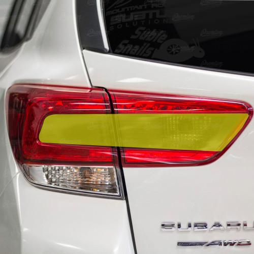 2018-2020 Crosstrek XV Smoked Honeycomb Tail Light Overlays