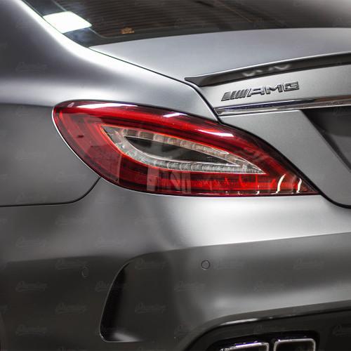 Reverse Light Tint Overlay - SMOKE TINT | 2016 Mercedes CLS 63S