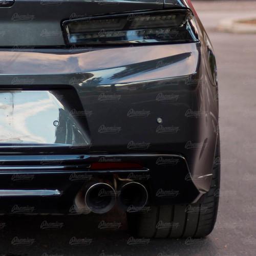Rear Bumper Reflectors - Smoke Tint | 2018-2020 Chevrolet Camaro