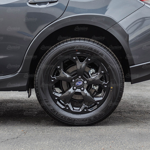 Wheel Spoke Overlays - All Colors | 2018-2021 Subaru Crosstrek