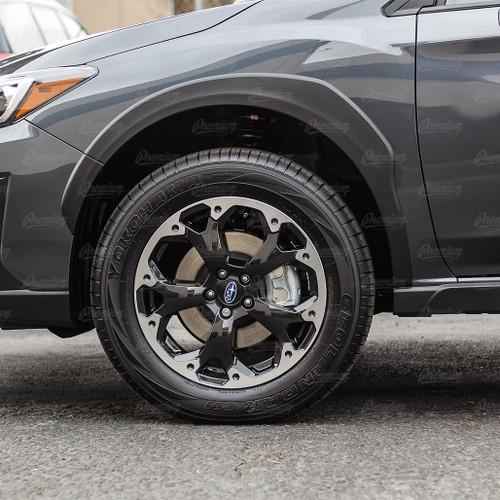 Wheel Spoke Overlays - All Colors | 2018-2021 Subaru Crosstrek
