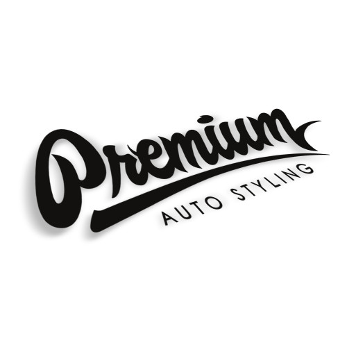 Premium Auto Styling Logo Decal   14 inch (Choose Your Color)
