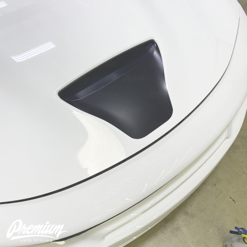 Hood Stamp - Multiple Colors Available | 2015-2021 Charger Scat Pack Hellcat SRT