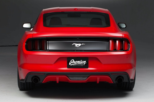 Smoked Tail Light Overlay - Smoke Tint | Ford Mustang 2015-2017