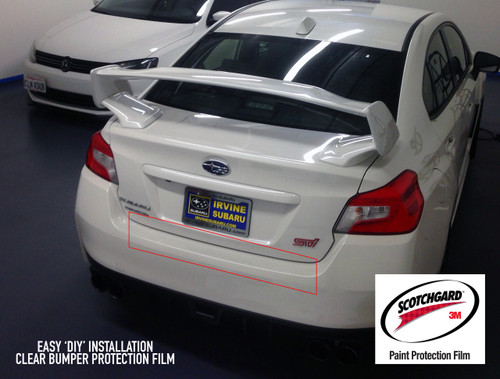 Pre Cut Bumper Protection Kit (2015-2019 WRX / STI)